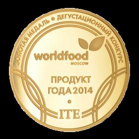 Медали на Дегустационном конкурсе World Food 2014