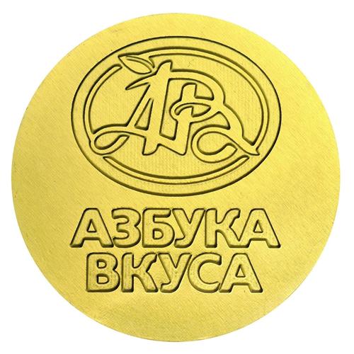 Шоколадные монеты с логотипом