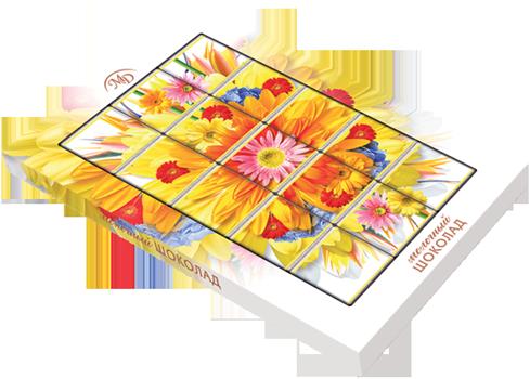 Набор «Цветы» 75г