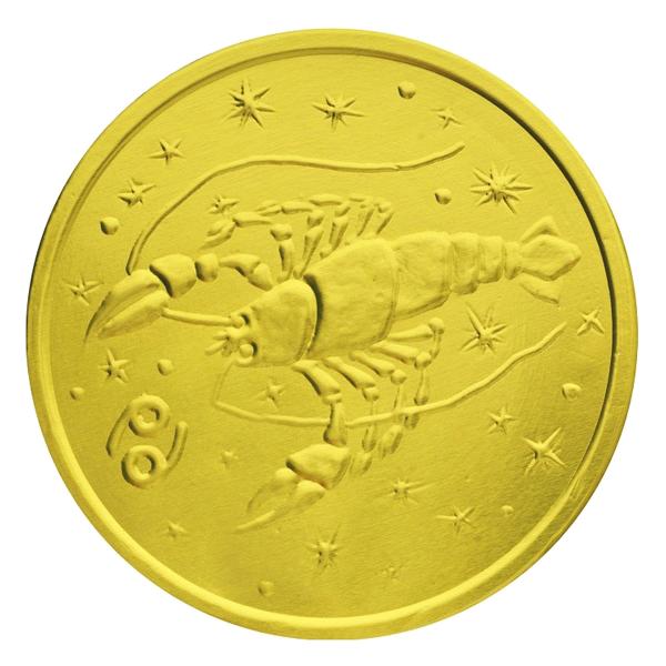 Шоколадные монеты «Знаки зодиака»
