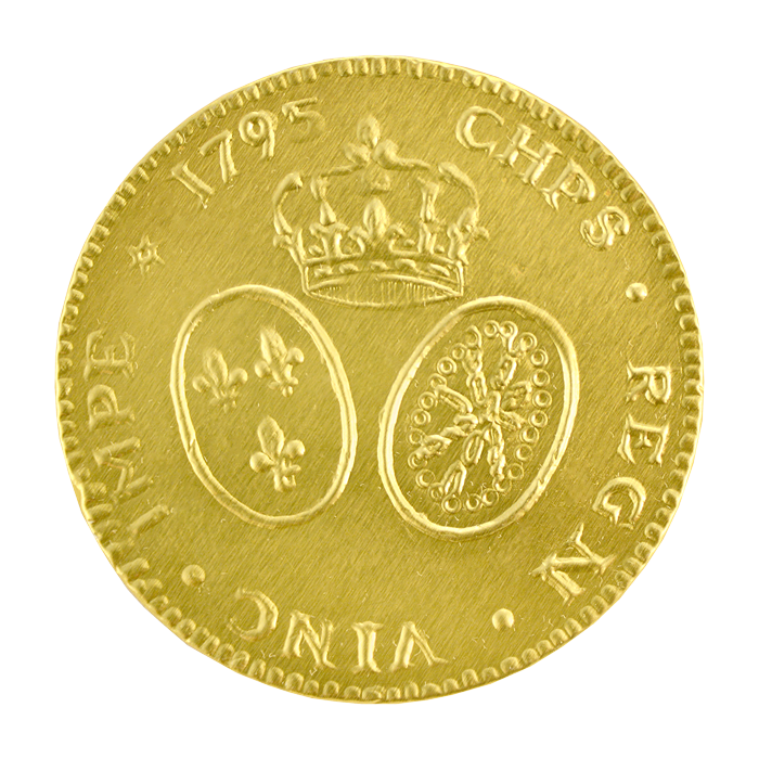 Медали 25г «Пиастры»