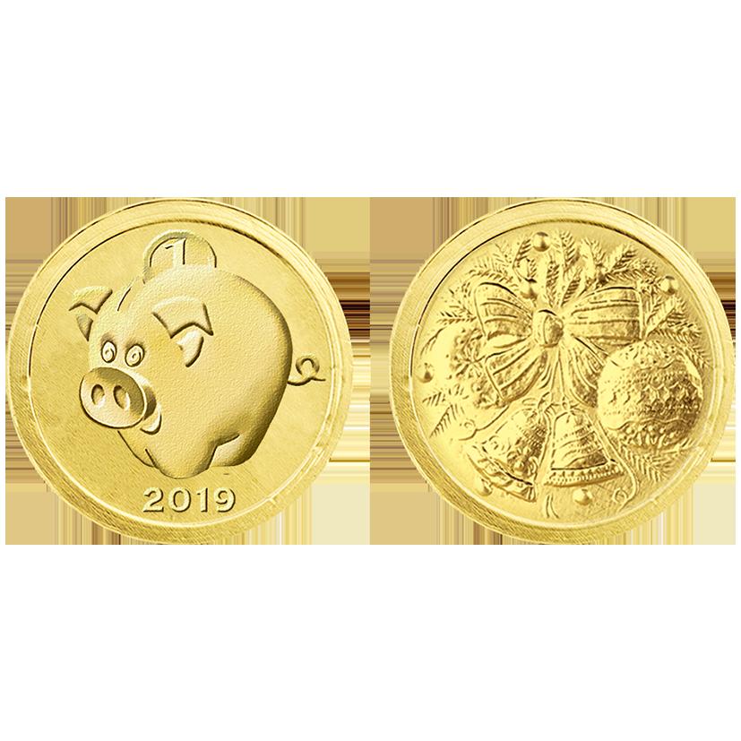 ШОКО монеты «Новогодние», 6г