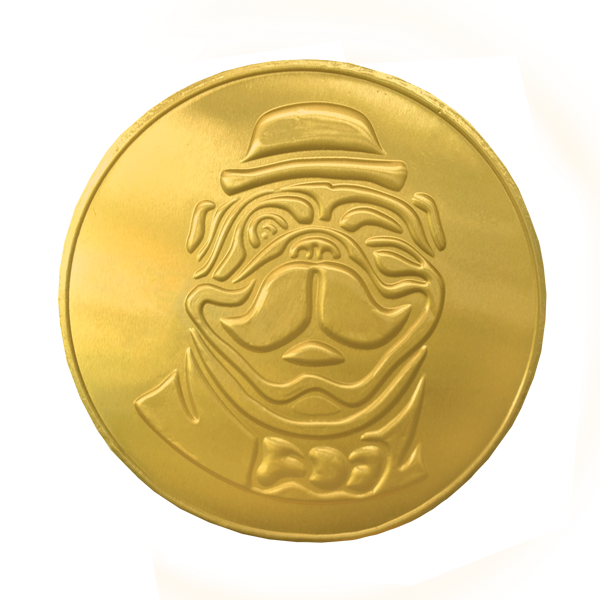 Медали 25г «Новогодние»