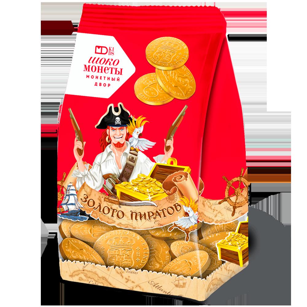 Мешочек «Золото пиратов» 150г