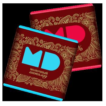 Шоколадные плитки